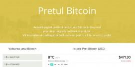 pagina-de-pret-bitcoin