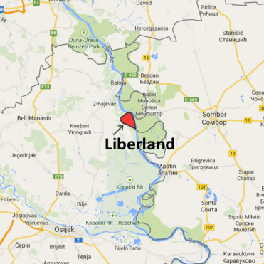 Harta Liberland