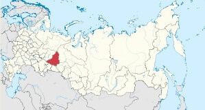 Sverdlovsk-Oblast